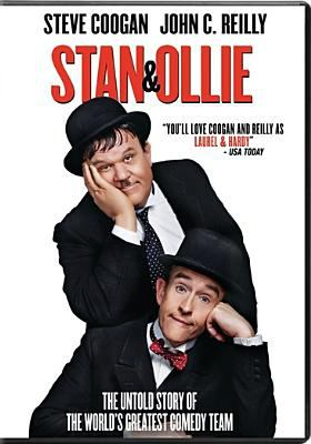 Stan & Ollie / A Sony Pictures Classics release, Entertainment One and BBC Films present ; produced by Faye Ward ; written by Jeff Pope ; directed by Jon S. Baird.