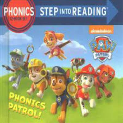 PAW patrol phonics set