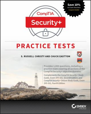 CompTIA Security+ : practice tests : exam SY0-501