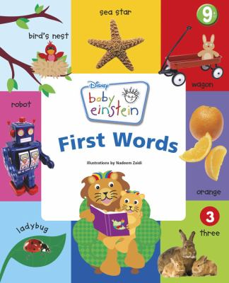 Baby Einstein : first words