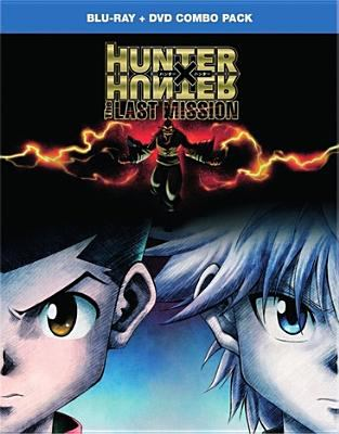 Hunter x hunter. The last mission
