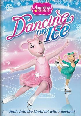Angelina Ballerina. Dancing on ice