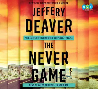 The never game / Jeffery Deaver.