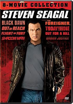 8-movie collection. Steven Seagal.