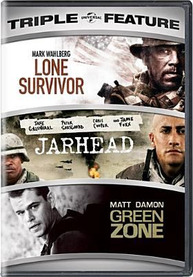 Triple feature : Lone survivor ; Jarhead ; Green zone