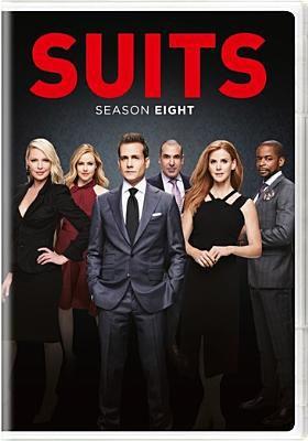 Suits. Season eight.