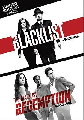 The blacklist. The complete fourth season ; The blacklist: redemption. Season one.