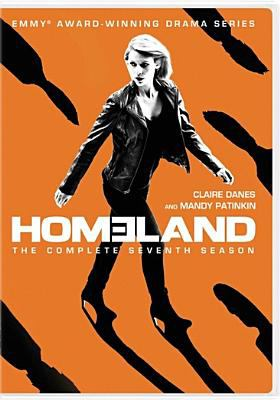 Homeland. The complete seventh season / developed for American television by Alex Gansa & Howard Gordon.
