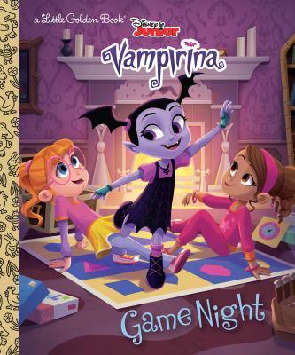 Vampirina. Game night