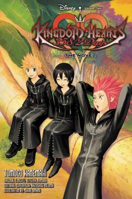 Kingdom hearts 358/2 days : the novel