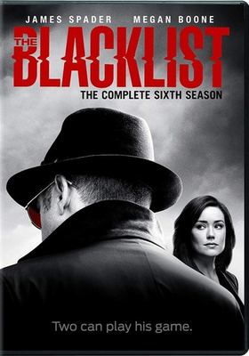 The Blacklist. The complete sixth season.