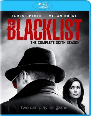 The blacklist. Season 6.