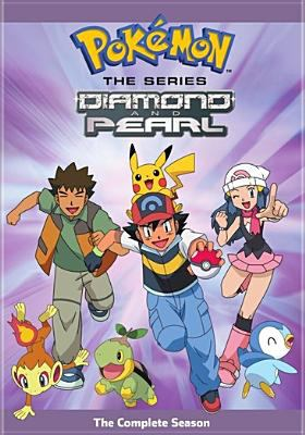 Pokemon. Diamond and pearl : the series : the complete season