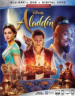 Aladdin / Disney presents ; a Rideback production ; produced by Dan Lin, Jonathan Erick ; screenplay by John August and Guy Ritchie ; directed by Guy Ritchie.