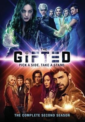 The gifted. The complete second season.