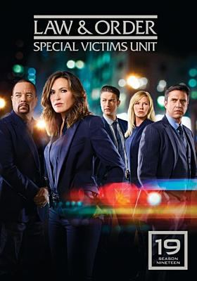 Law & order, Special Victims Unit. Season 19.