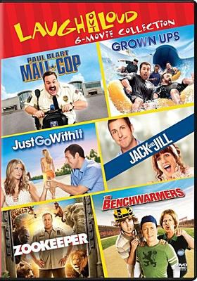 Laugh out loud 6-movie collection