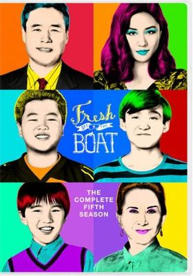 Fresh off the boat. The complete fifth season