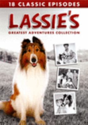 Lassie's greatest adventures collection.