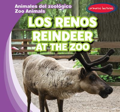 Los renos = Reindeer at the zoo