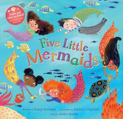 Five little mermaids