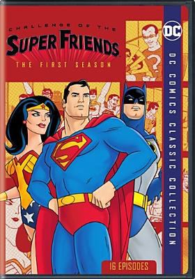 Challenge of the super friends. The first season