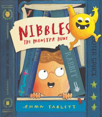 Nibbles. The monster hunt