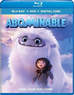 Abominable / written and directed by Jill Culton ; co-director, Todd Wilderman ; produced by Suzanne Buirgy ; producer, Peilin Chou ; Dreamworks Animation and Pearl Studio present in association with Shanghai Zhong Ming You Ying Film, Television, Culture and Media Co., Ltd.