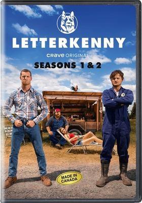 Letterkenny. Seasons 1 & 2