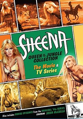 Sheena, Queen of the Jungle collection : the movie & TV series.
