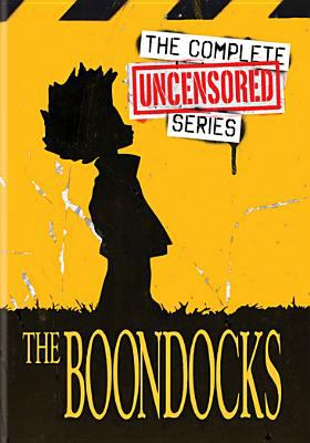 The Boondocks : the complete uncensored series.