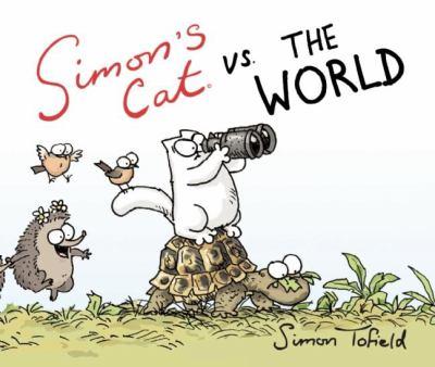 Simon's cat vs. the world