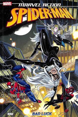 Marvel action. Spider-Man. Bad luck. Book 3