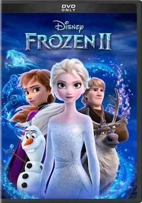 Frozen II / Disney ; Walt Disney Animation Studios ; directed by Chris Buck, Jennifer Lee ;  produced by Peter Del Vecho ; screenplay by Jennifer Lee ; story by Jennifer Lee, Chris Buck, Marc E. Smith, Kristen Anderson-Lopez, Robert Lopez.