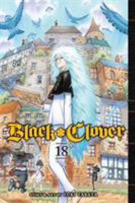 Black clover. Volume 18, The black bulls charge