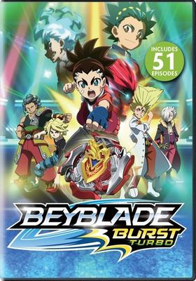Beyblade burst. Turbo