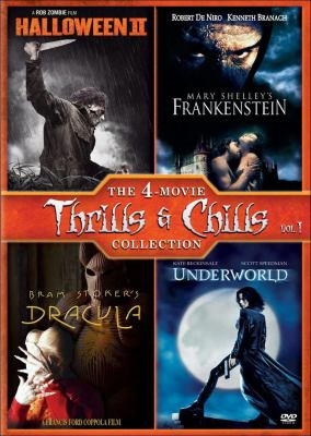 The 4-movie thrills & chills collection. Vol. 1.