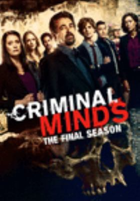 Criminal minds. The final season