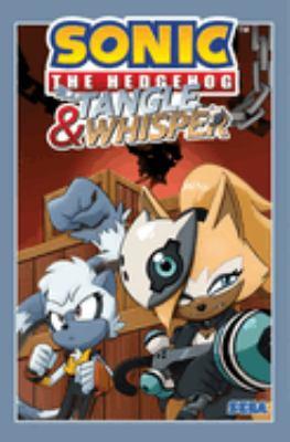 Sonic the Hedgehog. Tangle & Whisper