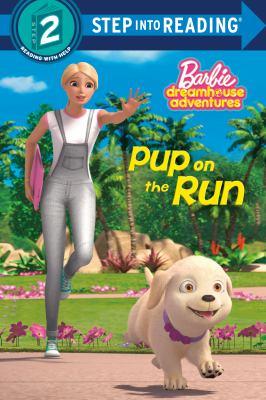 Pup on the run
