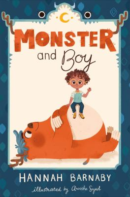 Monster and boy