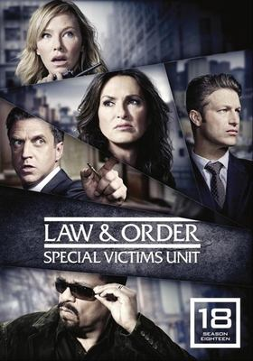 Law & order. 18, season eighteen : Special victims unit
