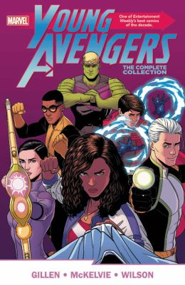 Young Avengers : the complete collection