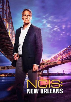 NCIS: New Orleans. The sixth season.