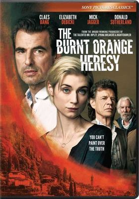 The burnt orange heresy / Ingenious Media presents ; an MJZ, Wonderful Films, Rumble Films production ; in association with Hanway Films, Carte Blanche Cinema ; produced by David Zander, William Horberg, David Lancaster ; screenplay by Scott B. Smith ; directed by  Giuseppe Capotondi.