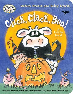 Click, clack, boo! : a tricky treat