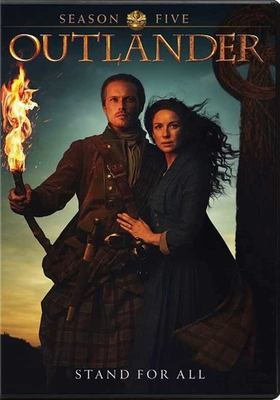 Outlander. Season five / Left Bank Pictures ; Story Mining & Supply Co. ; Tall Ship Productions ; Sony Pictures Television ; produced by David Brown ; executive producer, Matthew B. Roberts ; executive producers, Ronald D. Moore [and six others] ; developed by Ronald D. Moore.