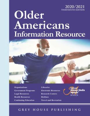 Older Americans information resource 2020/2021.