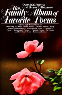 The family album of favorite poems