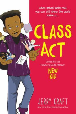 Class act / Jerry Craft.